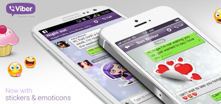 Viber - WhatsApp Messenger Alternative