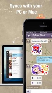 WhatsApp Messenger Alternative on Mac or PC